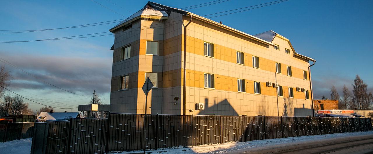 Гостиница в Петрозаводске - гостевой дом Вилла Айно